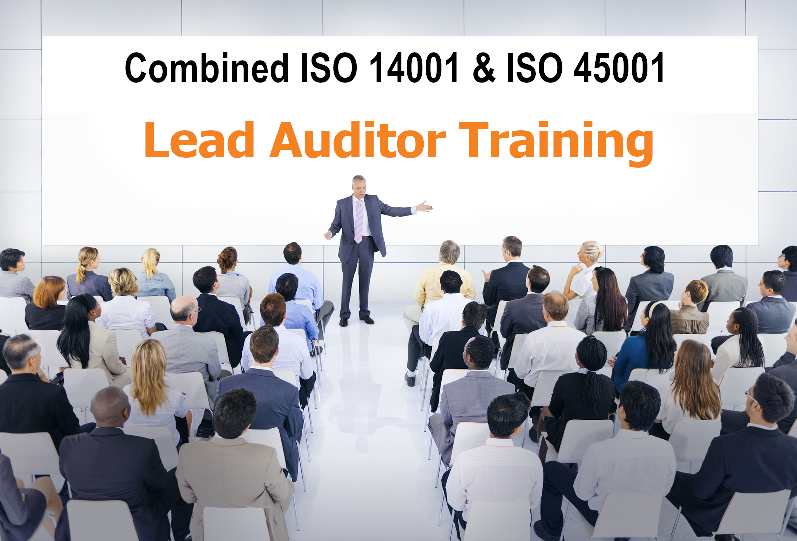 Combined 14001 45001 Lead Auditor Training