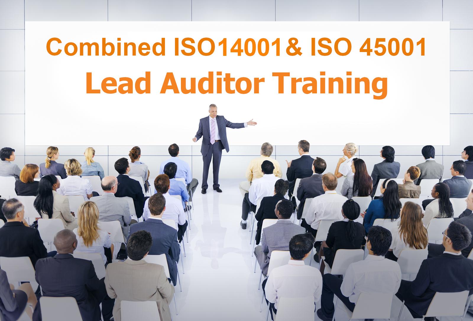 Training Room ISO 14001 Lead Auditor Training