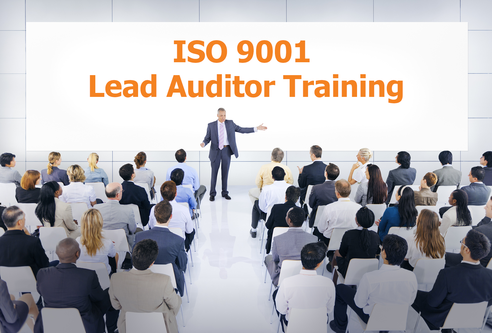 Training Room ISO 9001 Lead Auditor Training