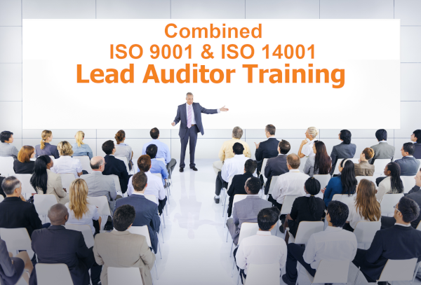 Training Room combined 9001 1400 Lead Auditor Training